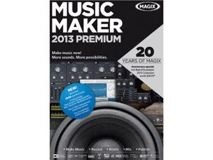 MAGIX Music Maker 2013 Premium - Download