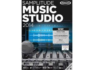 MAGIX Samplitude Music Studio 2014 - Download