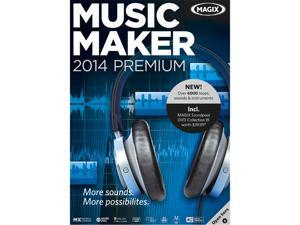 MAGIX Music Maker 2014 Premium - Download