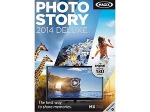 MAGIX Photostory 2014 Deluxe - Download
