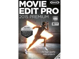 MAGIX Movie Edit Pro 2015 Premium - Download