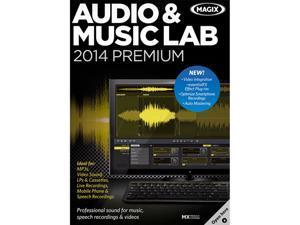 MAGIX Audio & Music Lab 2014 Premium - Download