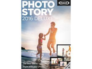 MAGIX Photostory 2016 Deluxe - Download