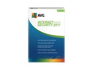 AVG Internet Security 2011 - 3 User