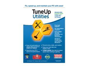 Tuneup Utilties 1 PC - OEM