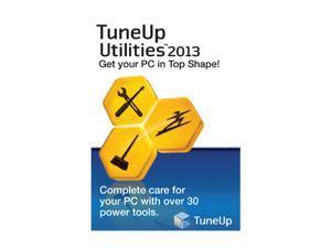 Tuneup Utilities 2013 - 1 PC - OEM