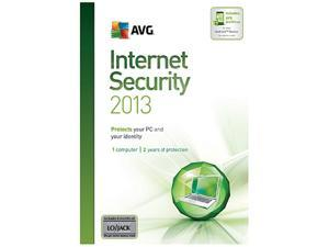 AVG Internet Security 2013 - 1 PC (1 Year) - Download