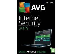 AVG Internet Security 2014 - 1 PC