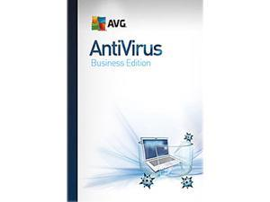 AVG AntiVirus 2014 10 User 1Y Business Edition
