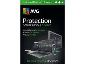 AVG Protection 2016 - Unlimited Devices / 2 Years