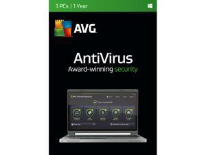AVG AntiVirus 2016 3 User 1 Year - Download