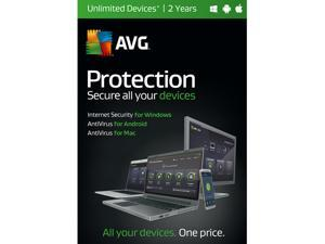 AVG Protection 2016 Unlimited Devices 2 Years - Download