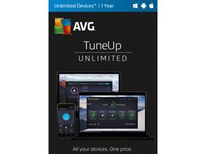 AVG TuneUp Unlimited - 1 Year - Download