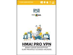 AVG HMA - 1 Year - Download
