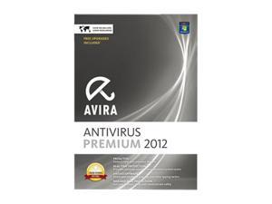 Avira Antivirus Premium 2012 - 2 For 1