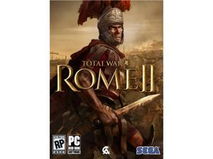 Intel Sega Gift - Total War: Rome II [Online Game Code]