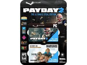 Payday 2 Ultimate Steal Pack  PC