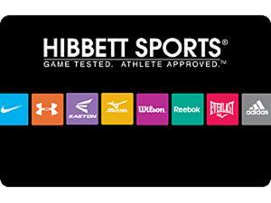 Hibbett Sports $10 Gift Card (Email Delivery)