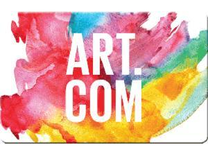 Art.com $100 Gift Cards (Email Delivery)