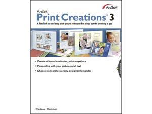ArcSoft Print Creation Cards and Calendar- Download