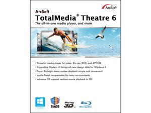 ArcSoft TotalMedia Theatre 6 - Download