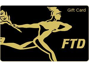 FTD.com $50 Gift Card (Email Delivery)