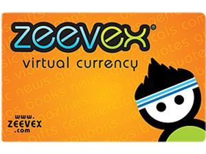 Zeevex $5 Gift Card (Email Delivery)