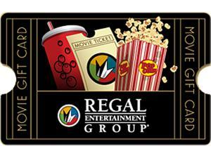 Regal $25 Gift Card (Email Delivery)