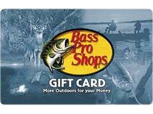 Bass Pro $25 Gift Card (Email Delivery)