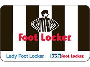 Foot Locker $50 Gift Card (Email Delivery)