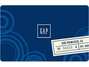 GAP $50 Gift Card - Digital Delivery