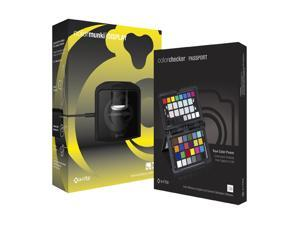X-Rite ColorMunki Display & ColorChecker Passport Bundle