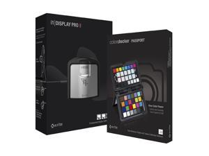X-Rite i1 Display Pro & ColorChecker Passport Bundle