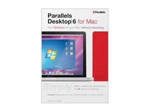 Parallels Desktop for Mac 6