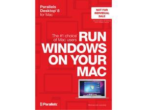 Parallels Desktop 8 for Mac - OEM