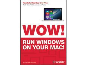 Parallels Desktop 9 for Mac - OEM