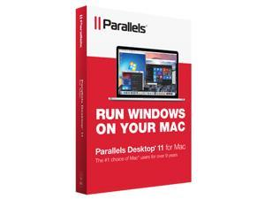 Parallels Desktop 11 for Mac - Product Key Card