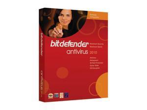 Bitdefender Antivirus 2010 (1PC / 1YR)