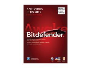 bitdefender Antivirus PLUS 2012 - 3 User - 2 Years