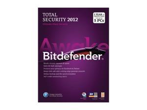 bitdefender Total Security 2012 - 3 User