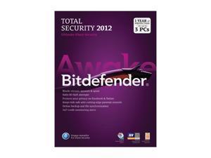 bitdefender Total Security 2012 - 3 User