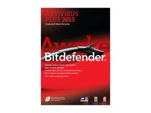 bitdefender Antivirus Plus 2013 - 3 PCs / 1 Year