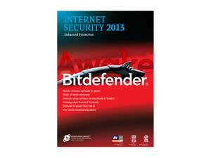 bitdefender Internet Security 2013 - 3 PCs / 1 Year