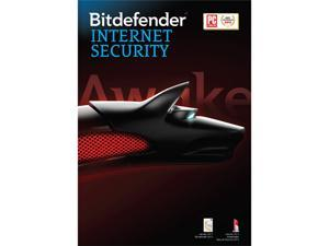 Bitdefender Internet Security 2014 - Standard - 3 PCs / 1 Year
