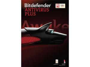 Bitdefender Antivirus Plus 2014 - Standard - 3 PCs / 1 Years - Download