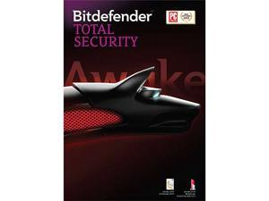 Bitdefender Total Security 2014 - Standard -  3 PCs / 1 Years - Download