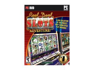 Reel Deal Slots Adventure PC Game