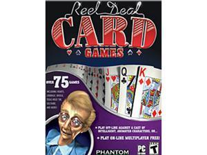 Reel Deal Card Games Jewel Case