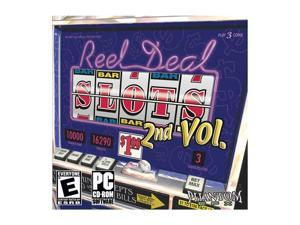 Reel Deal Slots V 2.0 Jewel Case