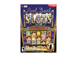 Reel Deal Slots Mysteries of Cleopatra